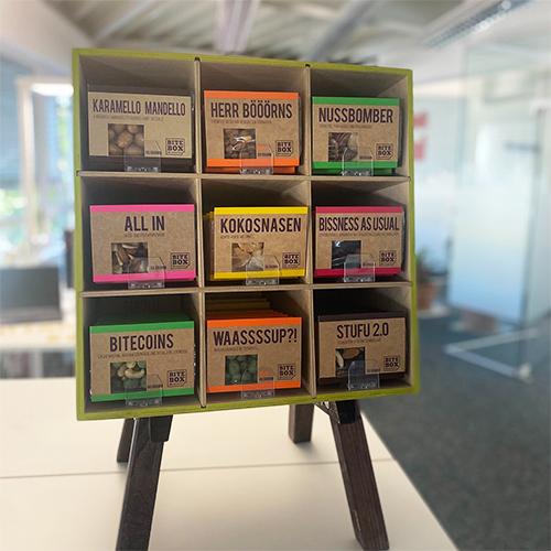Die Snack box von Mediagraphik