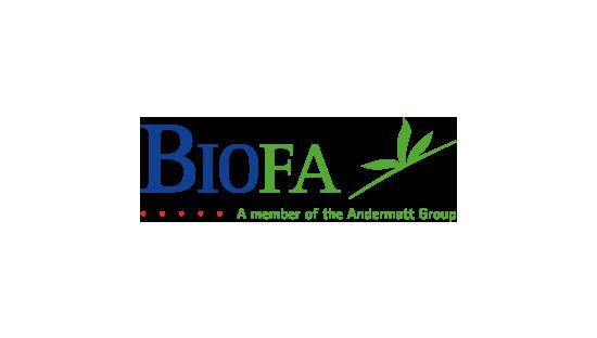 Logo von BIOFA