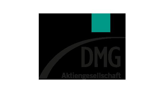 Logo von DMG