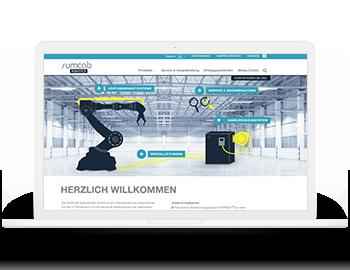 Relaunch von der SUMCAB Specialcable GmbH