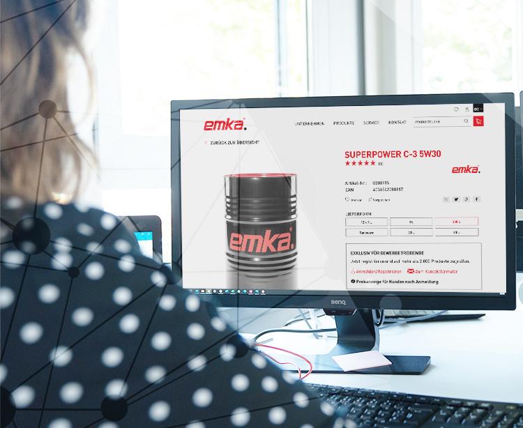 Unser Vorgehen mit der Shop-Software
