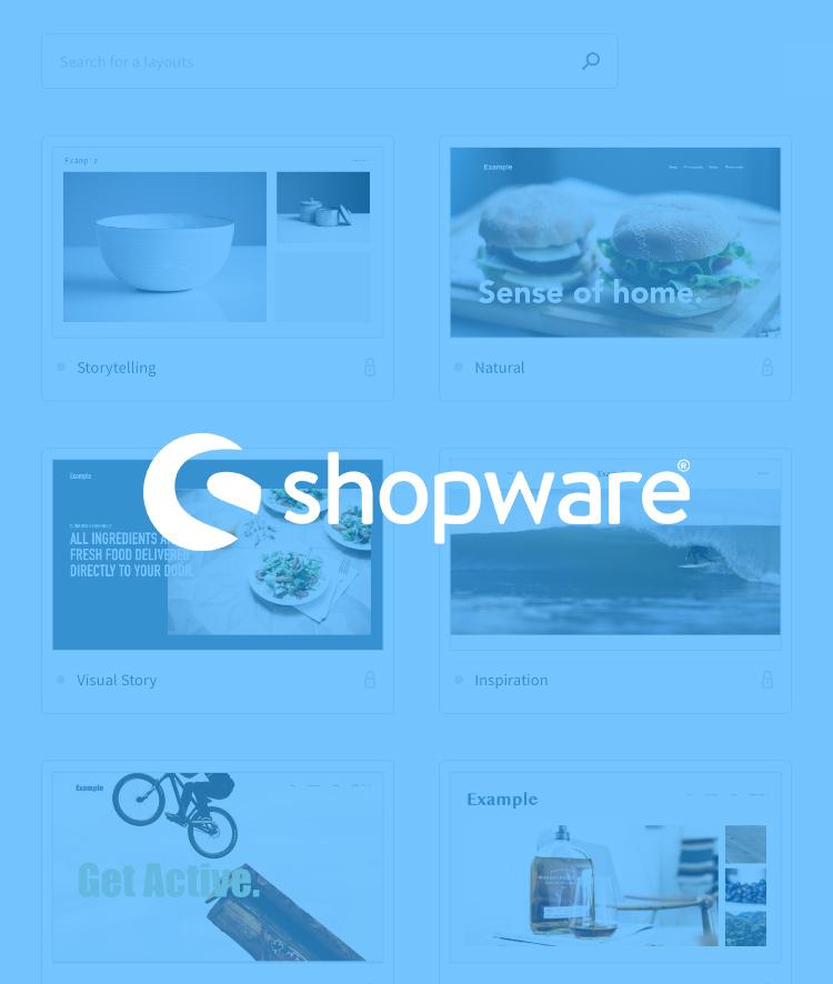 Shopware 6 Banner