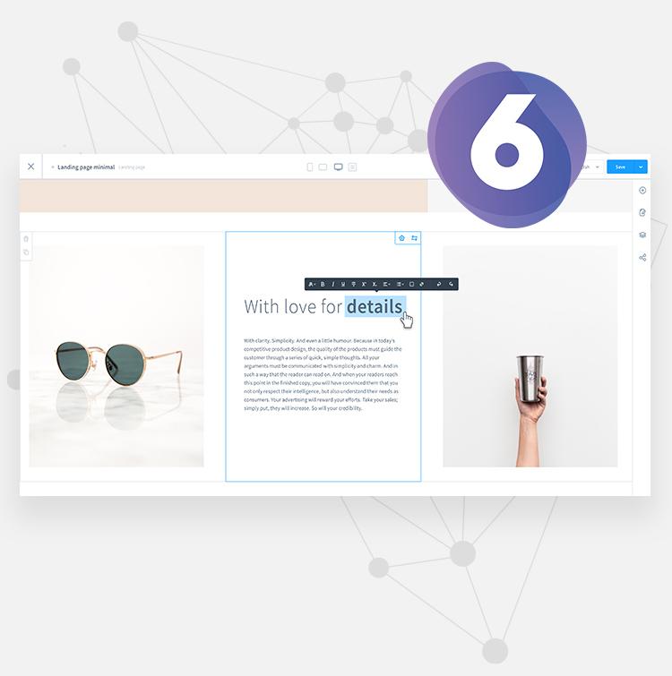 Content Marketing in shopware 6